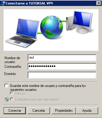 Servidor VPN PPTP Windows 2008r2