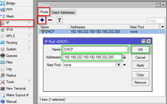 ⋆ Cómo configurar MikroTik RouterOS para compartir el
