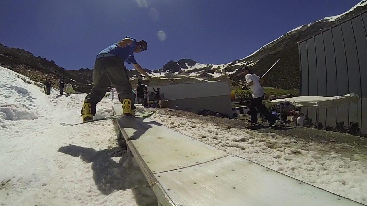 Raúl Prieto Fernández Snowboard 1