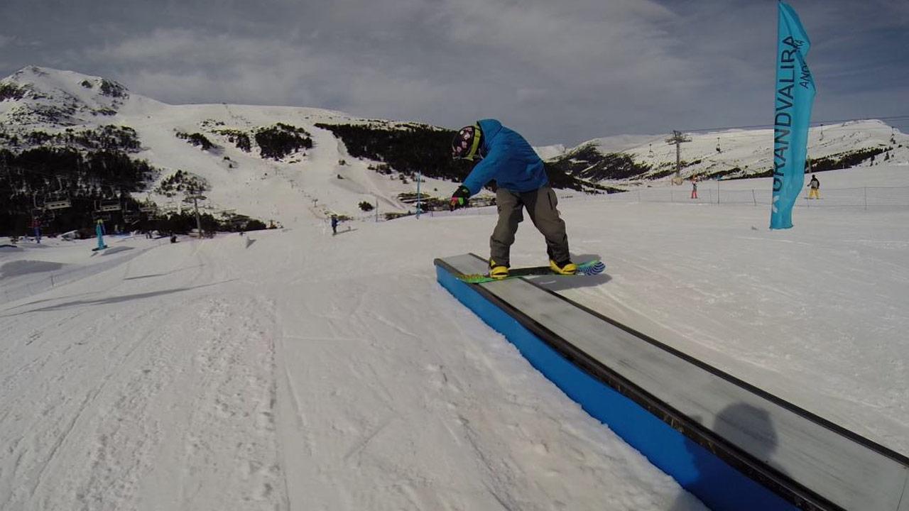 Raúl Prieto Fernández Snowboard 11