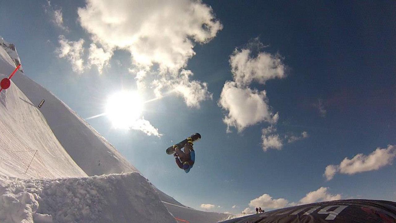 Raúl Prieto Fernández Snowboard 12