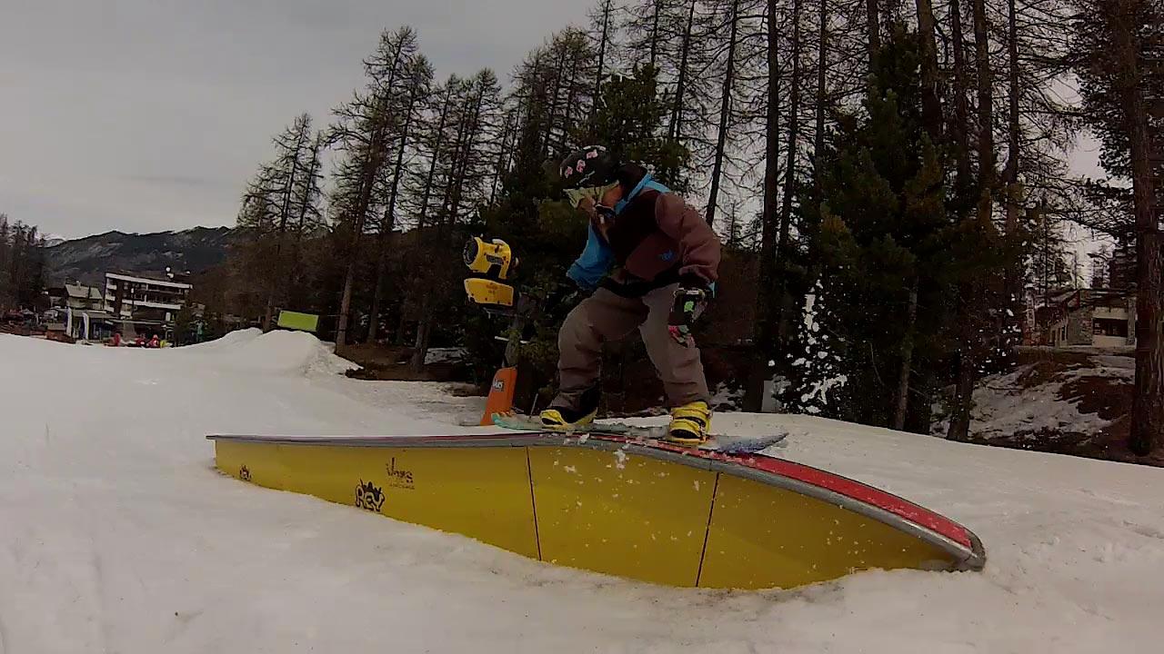 Raúl Prieto Fernández Snowboard 5