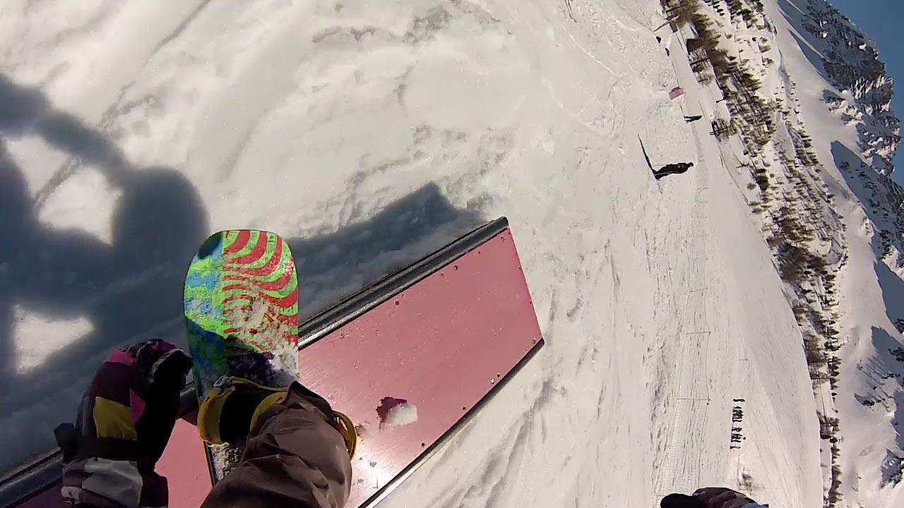 Raúl Prieto Fernández Snowboard 6