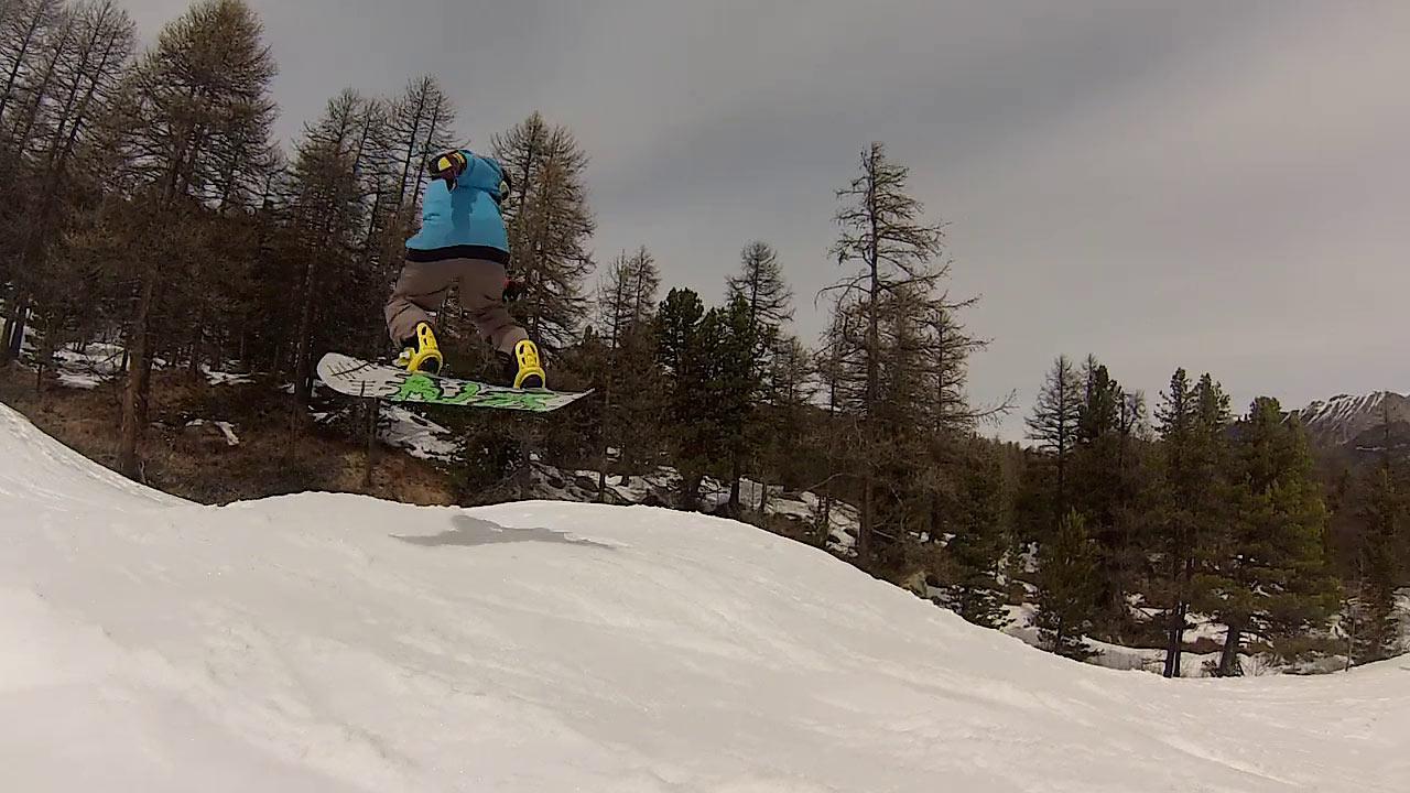 Raúl Prieto Fernández Snowboard 7