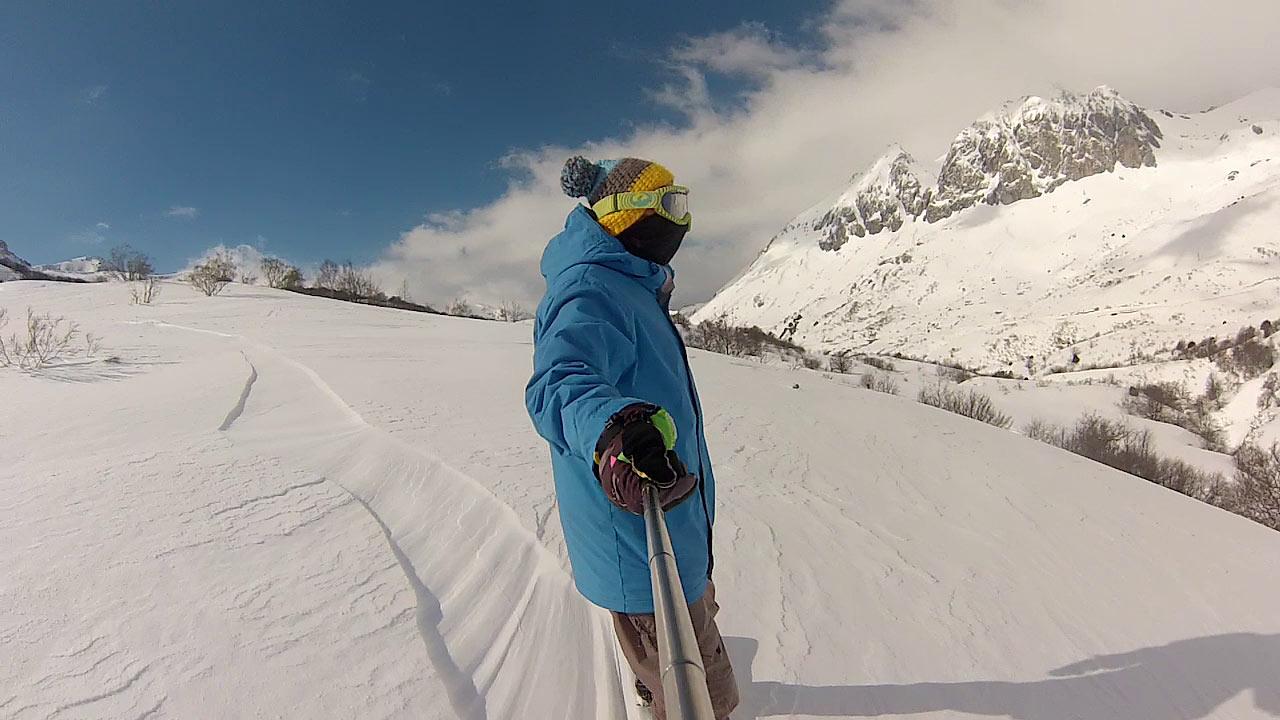 Raúl Prieto Fernández Snowboard 8
