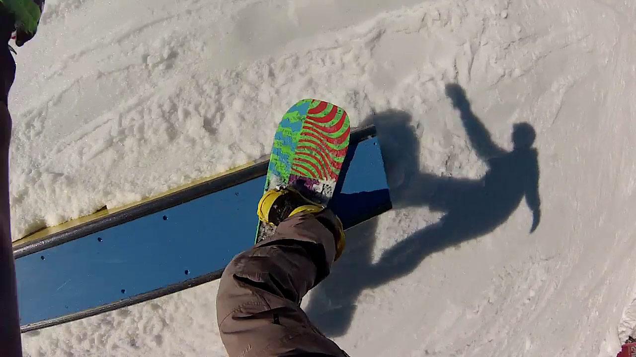 Raúl Prieto Fernández Snowboard 9