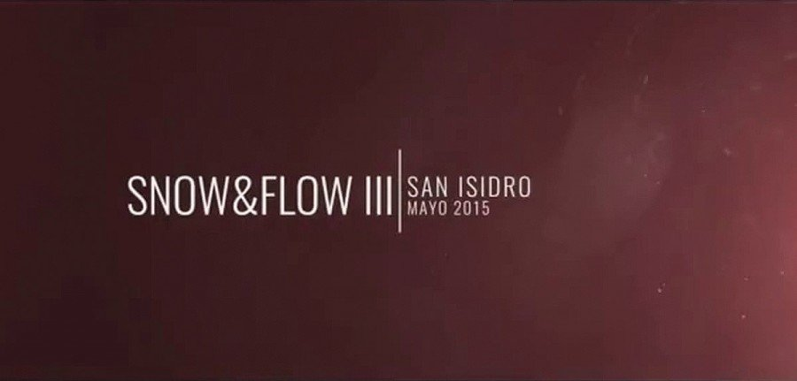 ⋆ Video recopilatorio del Snow & Flow III