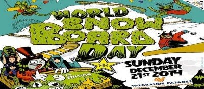 ⋆ World Snowboard Day - Valgrande-Pajares 2014/2015