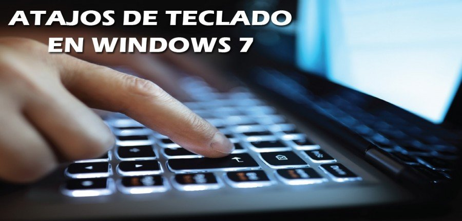 ⋆ Atajos de teclado en Windows 7