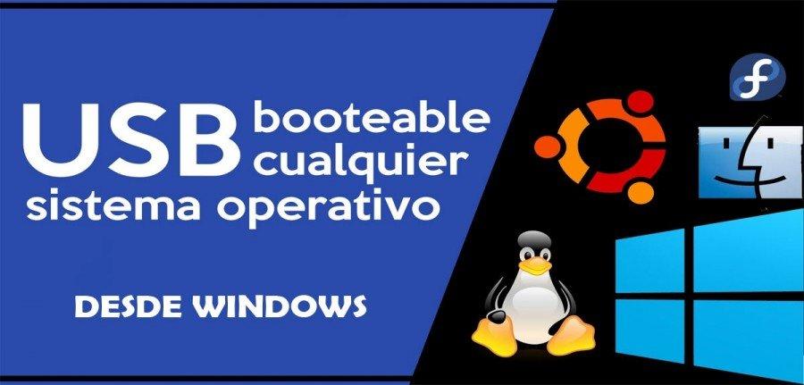 como hacer una usb booteable con windows 7
