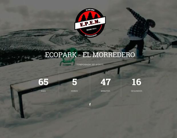 ✨ Coming Soon - Ecopark El Morredero