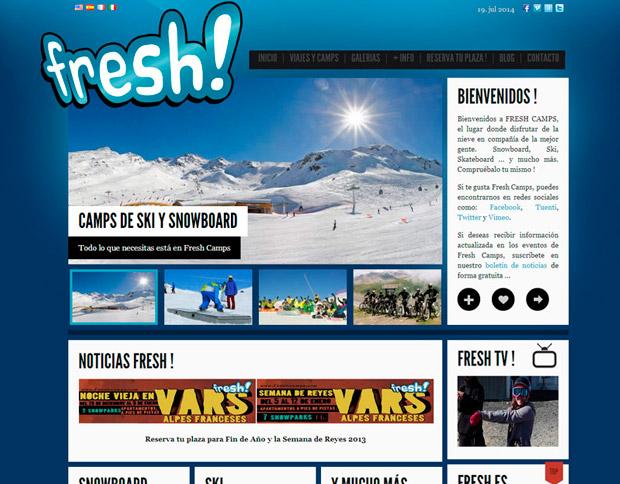 ✨ Freshcamps 2012-2013