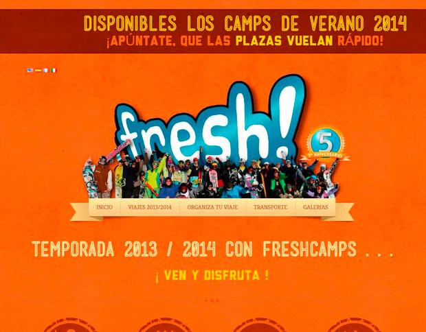 ✨ Freshcamps 2013-2014