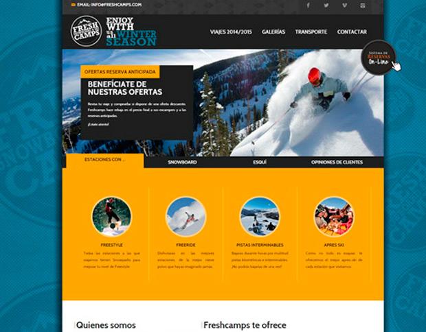 ✨ Freshcamps 2014-2015