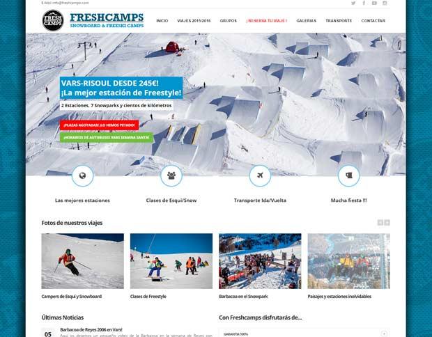 ✨ Freshcamps 2015-2016