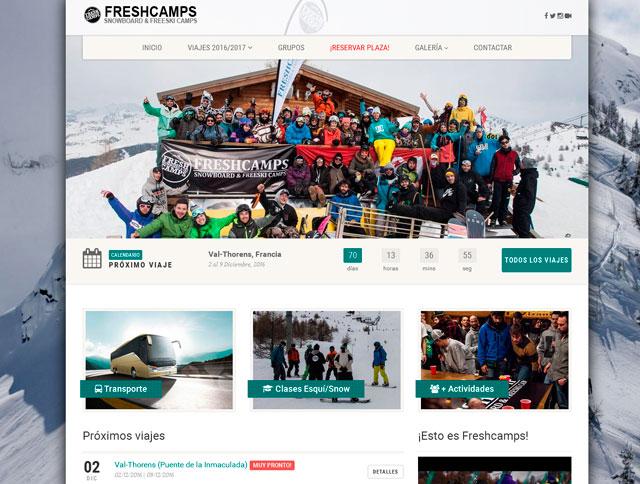 ✨ Freshcamps 2016-2017