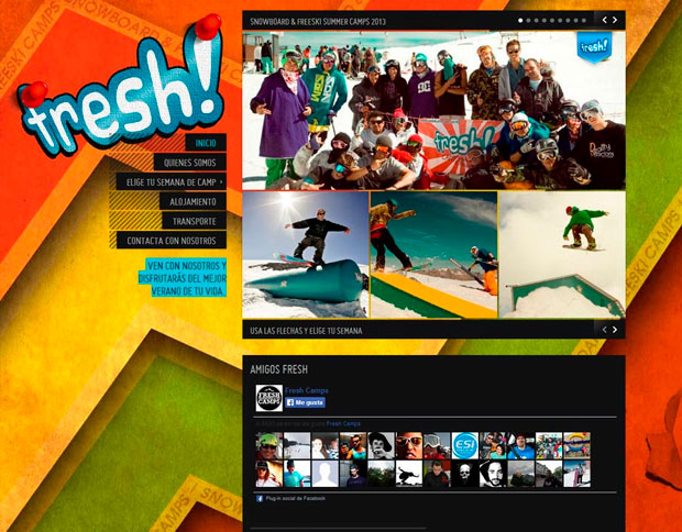 ✨ Freshcamps Verano 2013