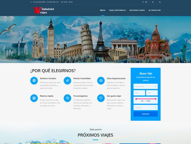 ✨ Valladolid Más Que Viajes